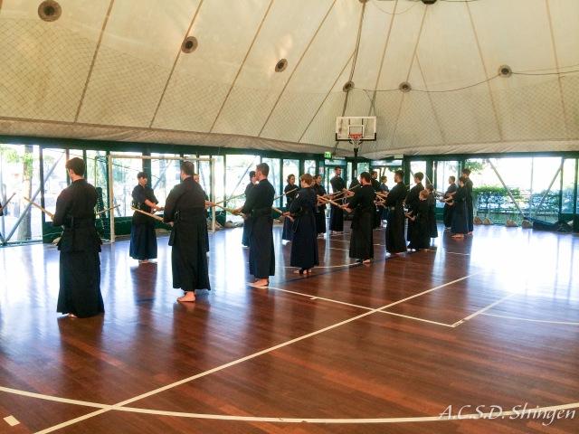 Pratica di gruppo dei kyusha